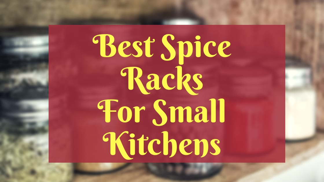 best spice racks for small kitchens